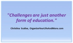Quote from Organize Your Life and More -