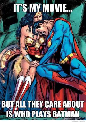 Bad Luck Superman – It's my movie…