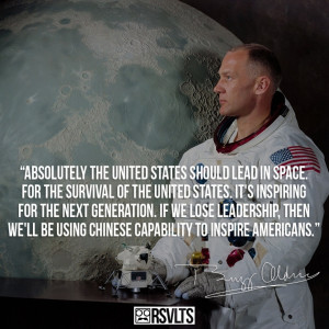 Buzz Aldrin: 10 Quotes From A Fearless Man Who Dared To Explore