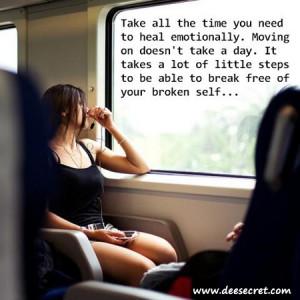 advice, broken heart, healing, quotes