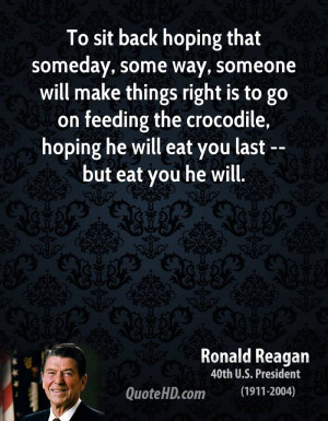 Ronald Reagan Quotes About God