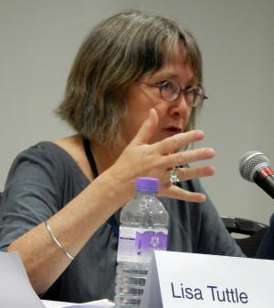 Lisa Tuttle, writer,