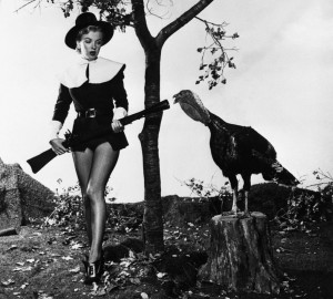 Does our contemporary Thanksgiving menu bear any resemblance to the ...