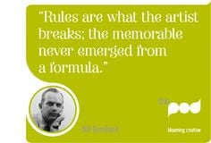 Bill Bernbach Quotes Strategy