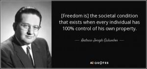 Andrew Joseph Galambos Quotes