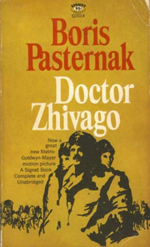Doctor Zhivago - Boris Pasternak.Del Doctors, Worth Reading, Dust ...