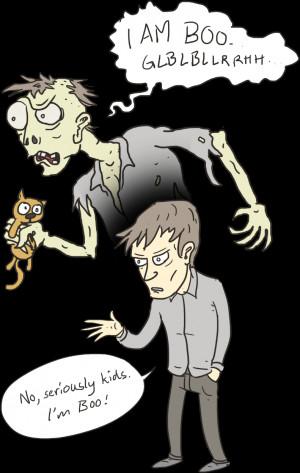 Arthur Radley (Boo)