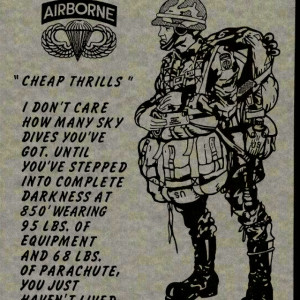 Paratrooper Tattoos Designs Picture