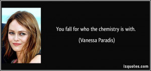 More Vanessa Paradis Quotes