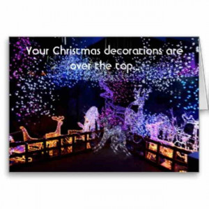 Posts related to tacky christmas cards sayings