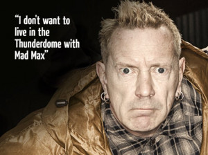 Obama's dense as a doorbell': John Lydon's greatest quotes
