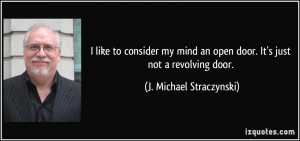 More J. Michael Straczynski Quotes