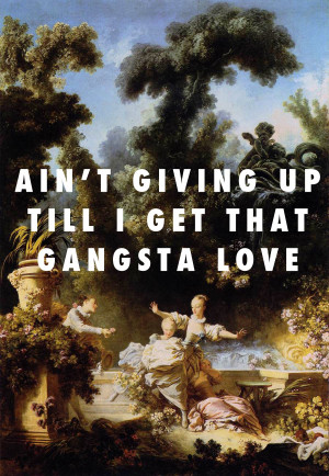Gangsta Love Tumblr Cool Fly Art The Progress Of Gangsta Love The ...
