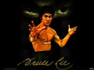 Bruce Lee Art Prints and Posters Wall Murals Buy a Poster