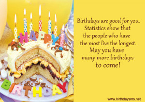 Funny Birthday Wishes for Old People