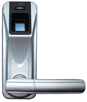 High End Security: Fingerprint Doorlocks