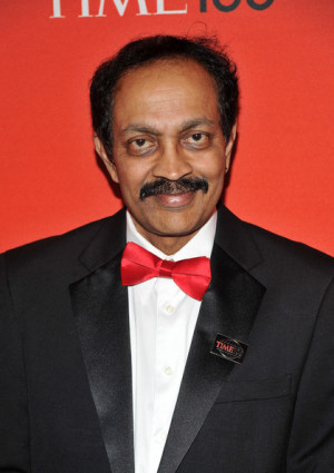 Ramachandran Neurologist V S Ramachandran attends the TIME 100
