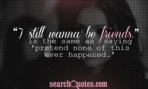 Sad Ex Best Friend Quotes
