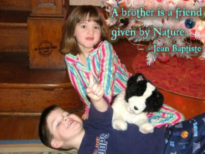 cute brother sister quotes