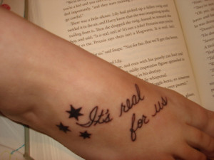 Meaningful Love Quotes For Tattoos