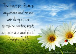 Health & Wellness Quotes - Best 6 Doctors - Sagewood Wellness Center