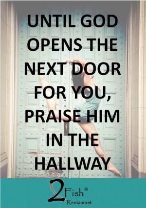 praise god quotes