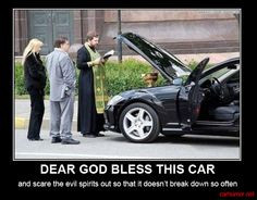 Truck driver humor   car-humor-funny-joke-road-drive-driver-god-bless ...