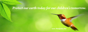 Read below some Earth Day Slogans. And, click on the image to set as ...