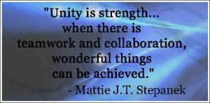 team work become great ones motivate team success of teamwork