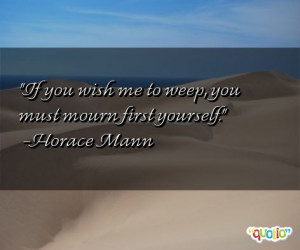 Mourning Quotes And Sayings