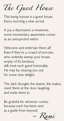 guest house poem