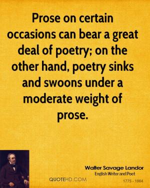 Walter Savage Landor Poetry Quotes
