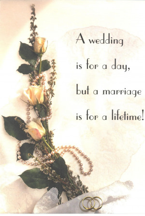More Quotes Pictures Under: Wedding Quotes