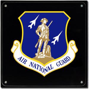 Air National Guard Plaques