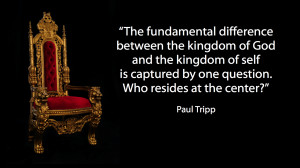 New Graphic - Kingdom Quote | Paul Tripp - English & Romanian