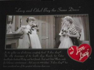 is for I Love Lucy Friendship Episode