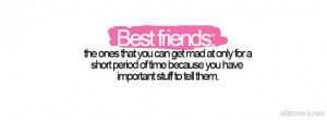 Best Friends {Friendship Facebook Timeline Cover Picture, Friendship ...
