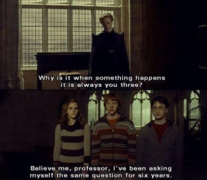 funny harry potter quotes   Quote HarryPotter Platform Inspiring ...