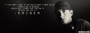Eminem Marshall Mathers Quote