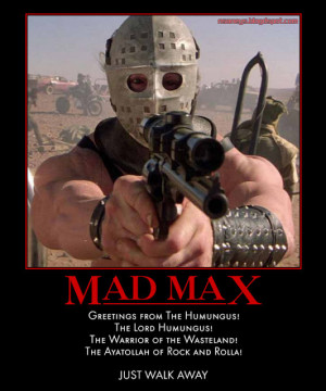 Mad Max - The Road Warrior: The Lord Humungus
