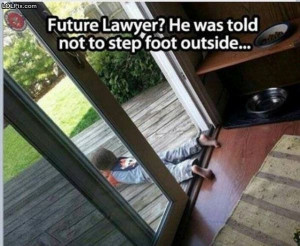 ... Page 20/24 from Funny Pictures 1555 (Future Lawyer) Posted 1/1/2014