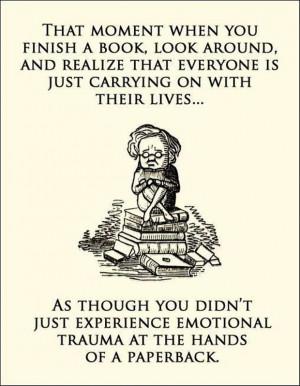 reading, funny