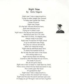graduating+//8th+grade+poems | Graduation Poems: More