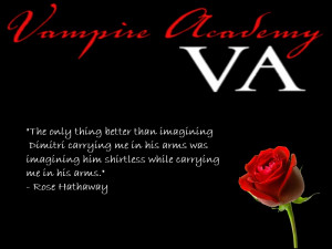 Vampire academy wallpaper by Renca-cz
