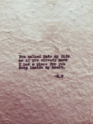 life quotes Typography Home romance lit writing heart poetry ...
