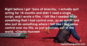 Quotes About Sons Of Anarchy Pictures