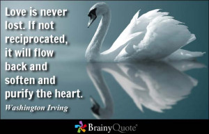 Washington Irving Quote