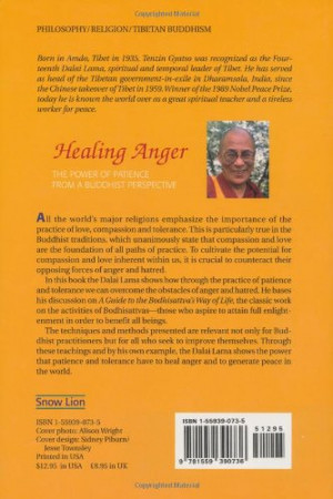 ... / Healing Anger: The Power Of Patience From A Buddhist Perspective