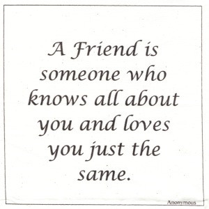 Talking Quilts Friendship Quotes 6 1/2