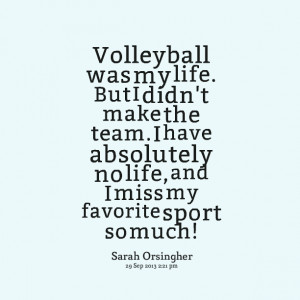 volleyball team quotes source http imgarcade com 1 volleyball team ...